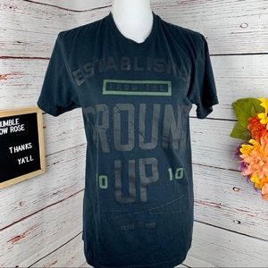 Flag Nor Fail Ground Up T-Shirt